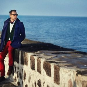 Moda męska – ascoty i poszetki