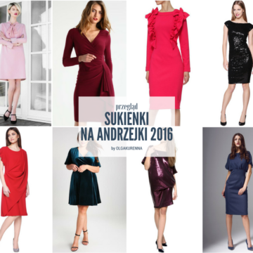 Czy masz już sukienkę na Andrzejki?