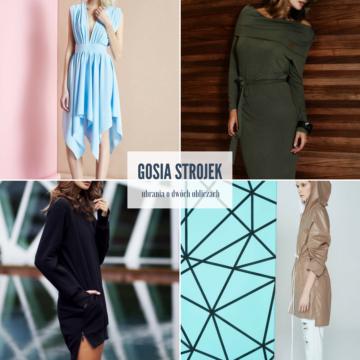 Dlaczego polecam ubrania marki Gosia Strojek?